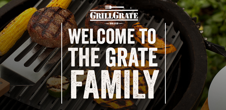 welcome to the grillgrate family, grates for various grills